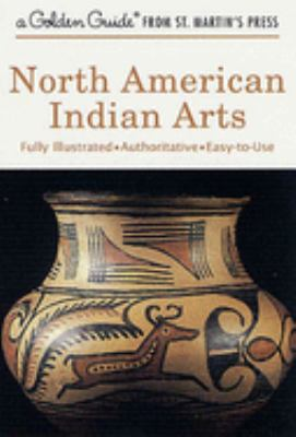 North American Indian Arts 9781582381459