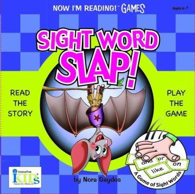 Sight Word Slap! Game 9781584768197