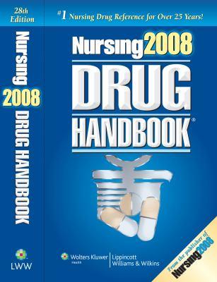 Nursing Drug Handbook [With CDROM]