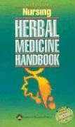 Nursing Herbal Medicine Handbook 9781582554174