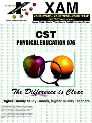 Nystce Cst Physical Education 076 9781581971330
