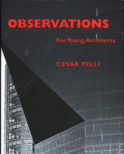 Observations for Young Architects 9781580930314