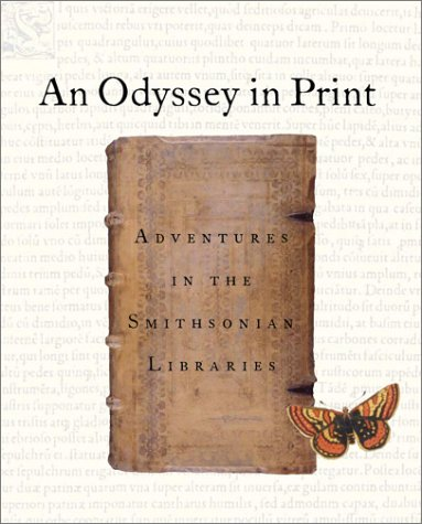 An Odyssey in Print: An Odyssey in Print 9781588340368