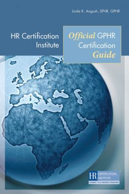 Official GPHR Certification Guide 9781586441487