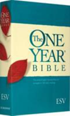 One Year Bible-ESV 9781581347081