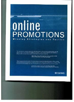 Online Promotions: Winning Strategies and Tactics 9781582751320