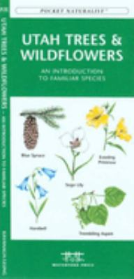 Oregon Trees & Wildflowers: An Introduction to Familiar Species 9781583552520