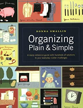 Organizing Plain & Simple 9781580174480