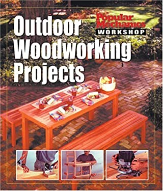 Outdoor Woodworking Projects 9781588162847
