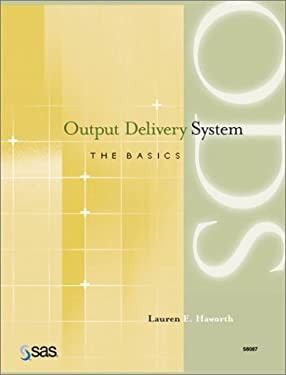 Output Delivery System: The Basics 9781580258593