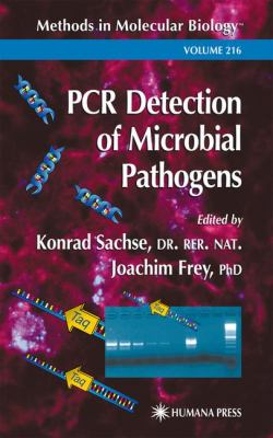 PCR Detection of Microbial Pathogens 9781588290496