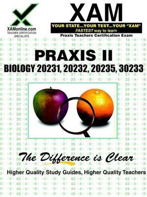 PRAXIS II Biology 20231, 20232, 20235, 30233 9781581978452