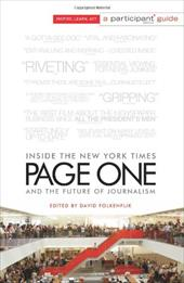 Page One: Inside the New York Times and the Future of Journalism 13330031
