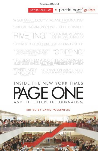 Page One: Inside the New York Times and the Future of Journalism 9781586489601