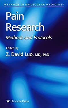 Pain Research: Methods and Protocols 9781588291035