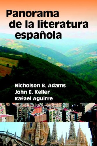 Panorama de La Literatura Espaqola 9781588710864