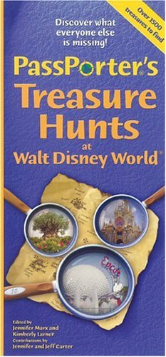 PassPorter's Treasure Hunts at Walt Disney World and Disney Cruise Line 9781587710261
