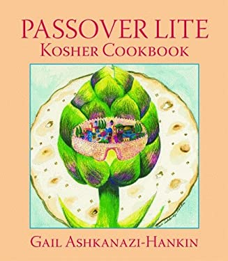Passover Lite Kosher Cookbook 9781589804982