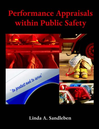 Performance Appraisals Within Public Safety 9781581122695