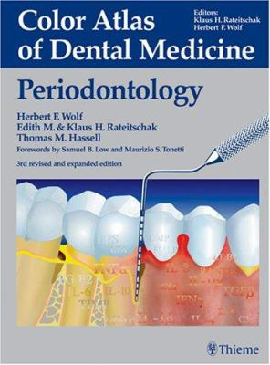 Periodontology: Color Atlas of Dental Hygiene 9781588904409
