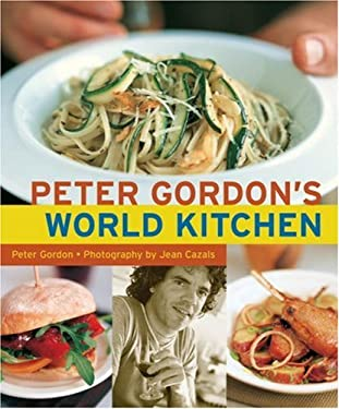 Peter Gordons World Kitchen 9781580086790