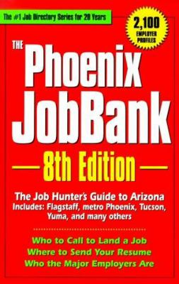 Phoenix Job Bank (8th) 9781580622356