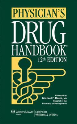 Physician's Drug Handbook 9781582556802