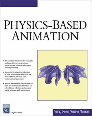 Physics-Based Animation 9781584503804