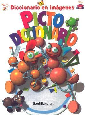 Pictodiccionario: Diccionario en Imagenes 9781581059731