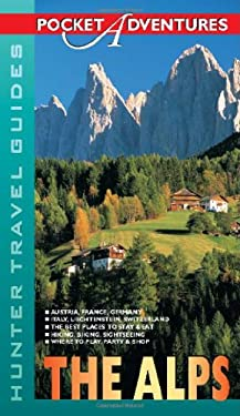 Pocket Adventures the Alps 9781588436306