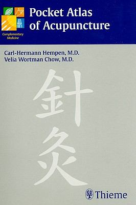 Pocket Atlas of Acupuncture 9781588903853