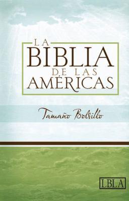 Pocket Size Bible-Lbla 9781586404024