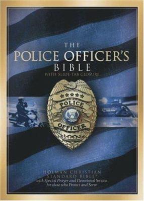 Policeman's Bible-HCSB 9781586400965