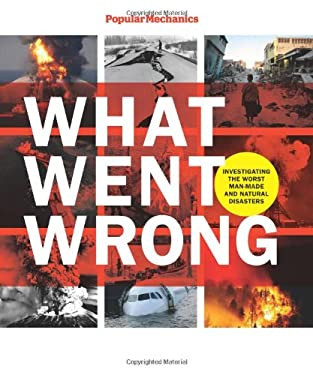 Popular Mechanics What Went Wrong: Investigating the Worst Man-Made and Natural Disasters 9781588165459