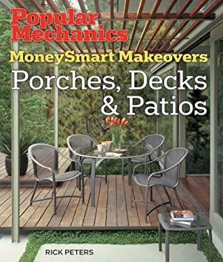 Porches, Decks & Patios 9781588166845