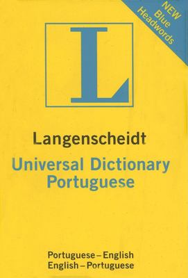 Portuguese Universal Dictionary 9781585735372