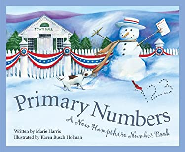Primary Numbers: A New Hampshire Number Book 9781585361922