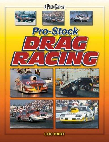 Pro Stock Drag Racing 9781583882726