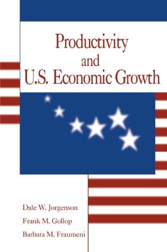 Productivity and U.S. Economic Growth 9781583483886