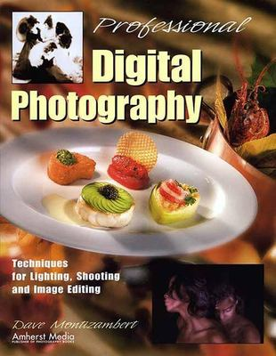 Professional Digital Photography: Techniques for Lighting, Shooting, and Image Editing 9781584280811