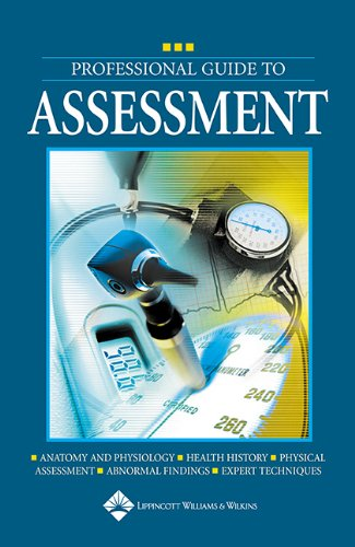 Professional Guide to Assessment 9781582554037