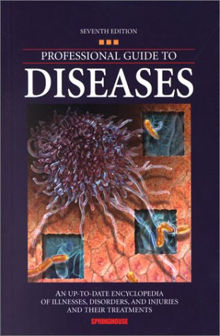 Professional Guide to Diseases 9781582550732