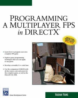 Programming Mutliplayer Fps Direct X 9781584503637