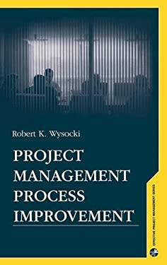 Project Management Process Improvement 9781580537179