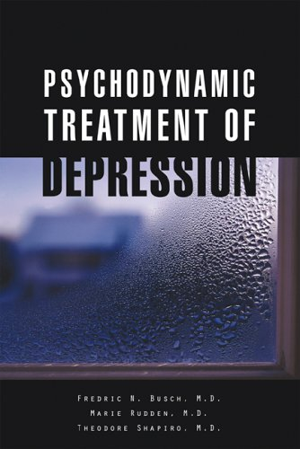 Psychodynamic Treatment of Depression 9781585620845