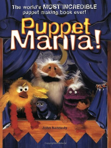 Puppet Mania! 9781581803723