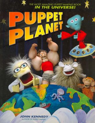 Puppet Planet 9781581807943