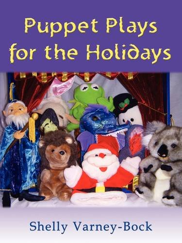 Puppet Plays for the Holidays 9781587369292