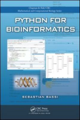 Python for Bioinformatics [With CDROM] 9781584889298
