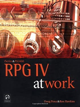 RPG IV at Work [With CDROM] 9781583470237